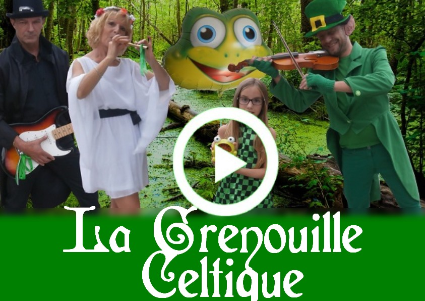 photo show grenouille