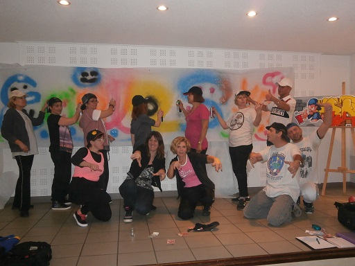 Photo de Line Dance Hip Hop